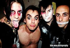Shannon Leto & Street Drum Corps