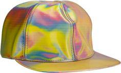 Futuristic Hologram Hat