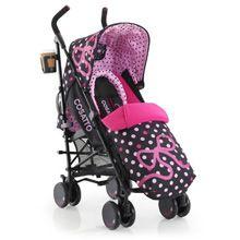 #Poussette Supa Boom Bloom. Design tendance et très facile à manoeuvrer ! Cette poussette canne de la marque #Cosatto offre la possibilité de promener votre bébé de la #naissance jusqu'à environ 3 ans.