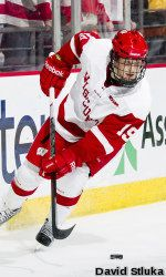 Badger duo among pool vying for 2013 U.S. World Junior Team spot