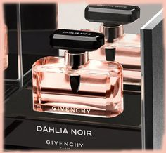 Givenchy Dahlia Noir Baccarat Edition ~ New Fragrances