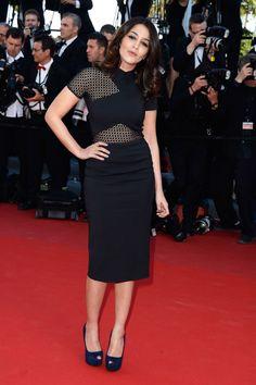 Alfombra roja del Festival de Cine de Cannes 2013: Leïla Bekhti