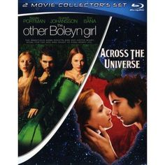 Across the Universe & Other Boleyn Girl (Blu-ray)