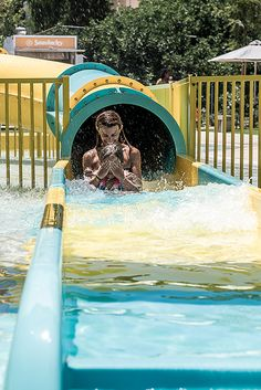 Euphoria Resort, Chania, Crete, Greece - In a specially designed area, supervised by trained personnel, kids can find exciting games to exhaust their energy, make new friends, laugh and enjoy their vacation. Top-of-the-range water slides (4 fast slides) fulfilling all safety measures and a huge swimming pool are the ultimate entertainment for your family. Waterfalls and adventurous towers are the magical scenery for kids and adults, to experience magnificent moments. In the waterpark you can… Crete Greece, Water Slides, Make New Friends, Quality Time, Fun Activities, Swimming Pools, Waterfall, Scenery, Tower