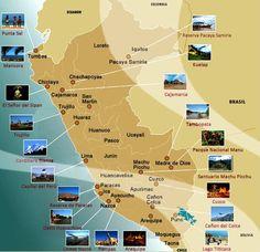 7 мест Перу, которые обязательно стоит посетить каждому