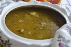 South African Recipes, Ethnic Recipes, Split Pea Soup Recipe, Snack Recipes, Dinner Recipes, Health Dinner, Fresh Bread, Light Recipes, Cheeseburger Chowder