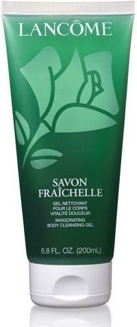 Lancome Savon Fraichelle Invigorating Body Cleansing Gel, 6.8 oz.