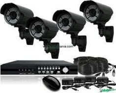 Xvst nms 08 hd sdi 8 channel full hd realtime recording for Security camera placement tool