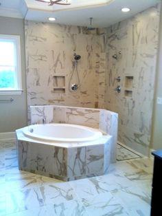 marble-tile-in-a-bathroom