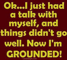 OMG!  Exactly why I never ask myself certain questions while we're talking!  LOL