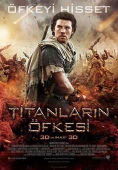 Titanların Öfkesi 2012 Türkçe Dublaj