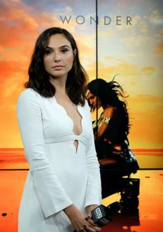 Gal Gadot – Build Presents The Cast Of 'Wonder Woman' in New York