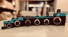 Lomo Camera, Binoculars, Diana