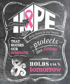 Breast Cancer Support Prints  8 x 10  Choose by Longfellowdesigns, $22.00