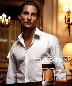 My Sweet Mat...Matthew McConaughey for #DG