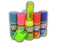 What I wouldn't do for a push pop. 90s Childhood, Childhood Memories, Sweet Memories, Push Pop Candy, Little Miss Momma, Old Sweets, 80s Food, Classic Candy, Fun Party Themes