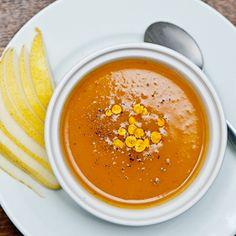Pumpkin & Apple Soup | 7 Perfect Pumpkin Recipes