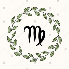 Moon Astrology, Vedic Astrology, Zodiac Art, Zodiac Signs, Virgo, Sun Sign, Horoscope, Arabic Calligraphy, Zodiac Constellations