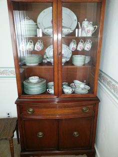 Duncan Fife China Cabinet