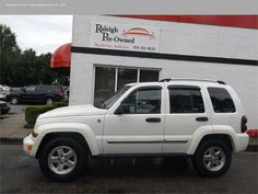 2005 #JEEP #LIBERTY LIMITED #forsale in #Raleigh #NC at #RaleighPreOwned #usedcar #dealership