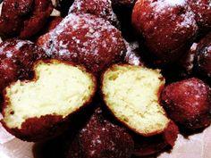 Gogosi pufoase, rapide, cu branza Cheesecake, Muffin, Breakfast, Sweet, Desserts, Food, Morning Coffee, Candy, Tailgate Desserts