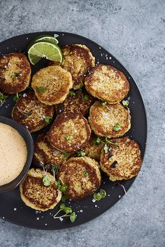 Cauliflower Fritters are an amazing way to embrace the cauliflower love, taking the cauli-rice trend to a whole new level. These versatile patties can be adapted to whatever ...