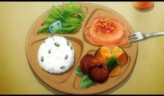Anime Delish Canteen