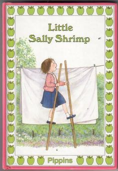 Little Sally Shrimp by Marie-France Mangin, illustrated by Satomi Ichikawa