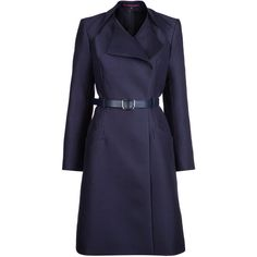 Martin Grant Poppins coat ($1,795) ❤ liked on Polyvore