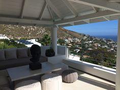 Atlantic Seaboard, Llandudno, Cape Town. Seaside homes...