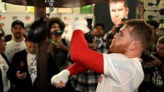 No love lost between Alvarez, Chavez #FansnStars