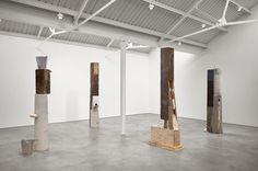 """Ariana Reines & Oscar Tuazon: PUBIC SPACE"" | until 9.04.16 | on @stuartshavemodernart  #March #firstlookart #galleriesnow #gallery #justopened #thursday #dontmissout #exhibition #art #artinlondon #londononly #insaart #weeklywisdom #dontmissthis #stuartshavemodernart #helmutrow #pubicspace #arianareines #oscartuazon #sculpture"
