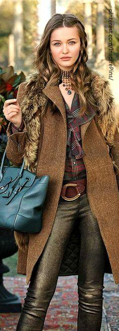 Ralph Lauren fall 2013 blue label