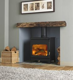 Burley Brampton 9108 Wood-Burning Stove