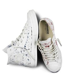 bf38981abe384d Converse in 25 Collaborations. Canvas SneakersMaison Martin MargielaVogue  ...