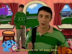 11 Best Blues Clues Gifs Images In 2014 Hilarious Entertaining