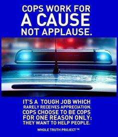 So true! LOVE my Police Officer!