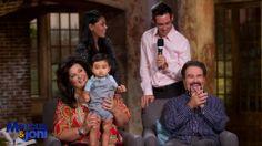"Baby Israel, Suzy, Jonathan, Marcus & Joni Lamb on ""Marcus & Joni"""