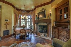 Majestic French Château in Texas 58