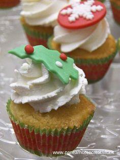 Biscotti e cupcake di Natale