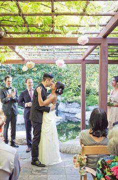 Paul Rich Balboa Park Japanese Friendship Garden Wedding by