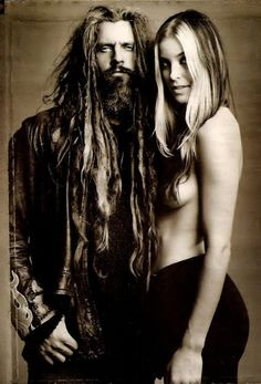 Rob friggin Zombie! And I saw him in concert which was the weekend my hubby proposed to me!