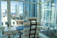 The Alto Apartment features two spacious bedrooms and an incredible view Furnished Apartment, Business Travel, Storage Spaces, Apartments, Vancouver, Bedrooms, The Incredibles, Furniture, Home Decor