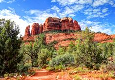 Sedona Arizona, Adventure Travel, Monument Valley, Beautiful Homes, Cathedral, Hiking, Italy, Rock, Places