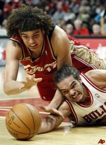 Anderson Varejao hauled in an amazing 25 rebounds and Joakim Noah was an assist shy of a triple double.  Follow the link attached to this image and check out last night's top performances and highlights. Be sure to 'like', share and leave a comment.