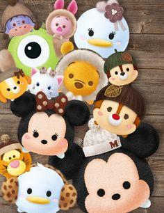 Disney Smile - Tsum Tsum