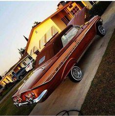 61 Chevy Impala Rag Low low.....