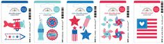 Patriotic Parade Collection Launch Party   Giveaway