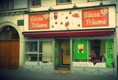candyshop 1090 vienna Candy Shop, Vienna, Neon Signs