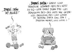 Olympischer Gedanke / Wiener Olympischer Gedanke  Credit: Michael Pammesberger